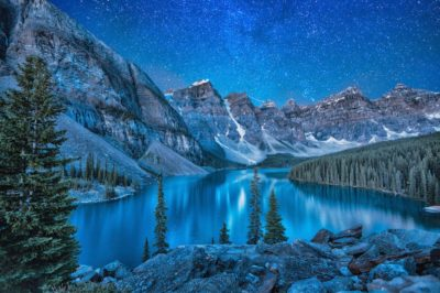 Fotos Paisajes Espectaculares noche
