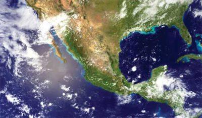 Geniales Fotos Satelitales En Vivo De Lo Que Nos Rodea centroamerica