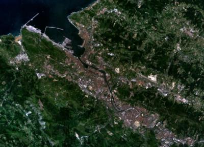 Geniales Fotos Satelitales En Vivo De Lo Que Nos Rodea ciudad
