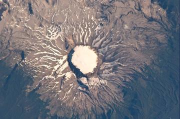 Geniales Fotos Satelitales En Vivo De Lo Que Nos Rodea montaña