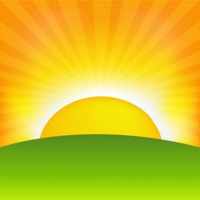 Imágenes Animadas Del Sol mañana