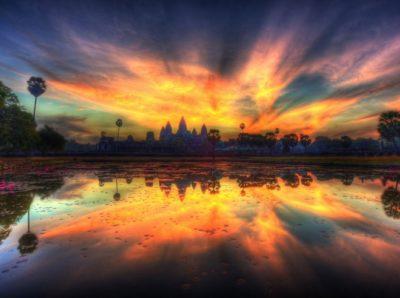 Imágenes De Amaneceres En El Campo aurora