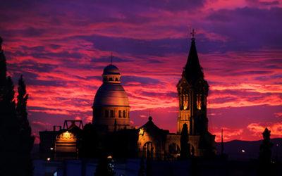 Imágenes De Atardeceres Románticos cielo
