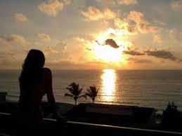 fotos de amaneceres en el mar romantico