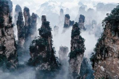 fotos de paisajes hermosos del mundo gratis china