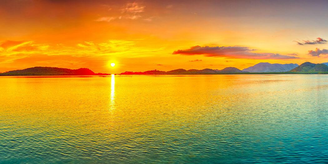puestas de sol bonitas