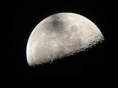 Imágenes De Las Fases De La Luna menguante