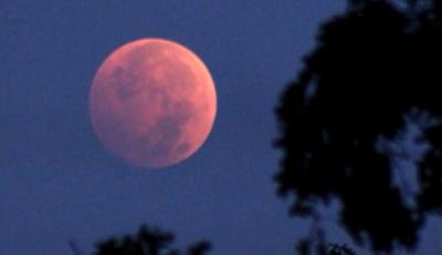 Imágenes De Luna De Sangre cielo