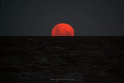 Imágenes De Luna De Sangre mar