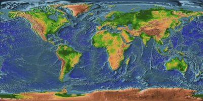 Imágenes De Mapas Mundi fisico