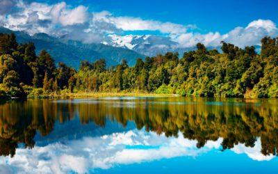Imágenes De Paisajes De Campo lago