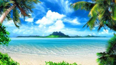 Imágenes De Paisajes De Mar Para Fondo De Pantalla playa