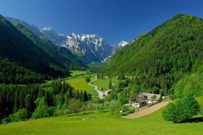 Imágenes De Paisajes De Montañas casa