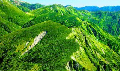 Imágenes De Paisajes De Montañas verde