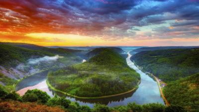 imagenes de paisajes lindos selva