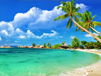 imagenes de paisajes preciosos playa