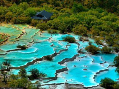 imagenes de paraisos hermosos agua