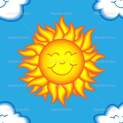 Imágenes Del Sol Para Niños cielo
