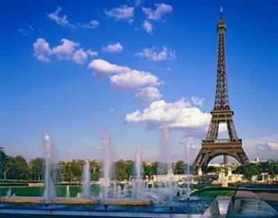 lugares mas lindos del mundo paris