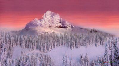 paisajes bonitos del mundo invierno