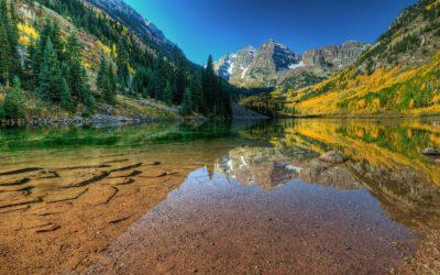 paisajes bonitos del mundo lago
