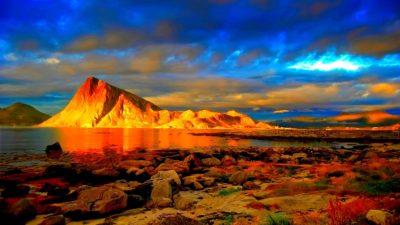 paisajes mas hermosos del mundo costa