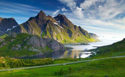 paisajes naturales hermosos montañas