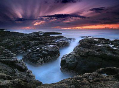 paisajes naturales hermosos rocas