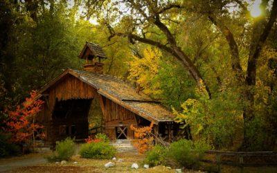 fotos bonitas de paisajes casa