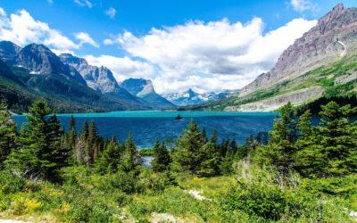 fotos bonitas de paisajes lago