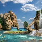 Imágenes De Cascadas Naturales Hermosas Con Movimiento