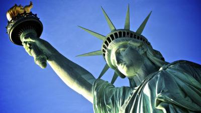 imagenes de lugares hermosos estatua de la libertad