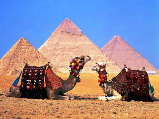 imagenes de lugares hermosos piramides