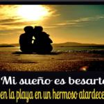 Imágenes De Atardeceres En El Mar Con Mensajes Románticos