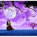Paisajes Románticos Con La Luna Para Descargar Gratis