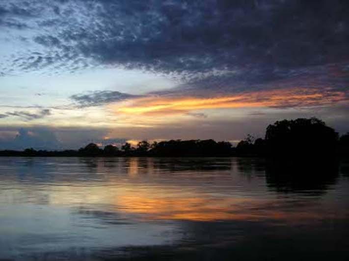 fotos de los ríos más hermosos de Colombia