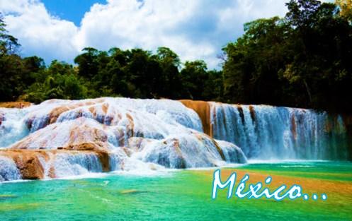 Cascadas en México para visitar