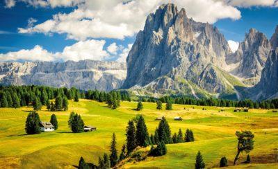 Fotos Paisajes Espectaculares montañas