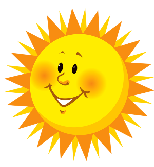 Imágenes Animadas Del Sol sonriente