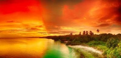 Imágenes De Amaneceres Hermosos playa
