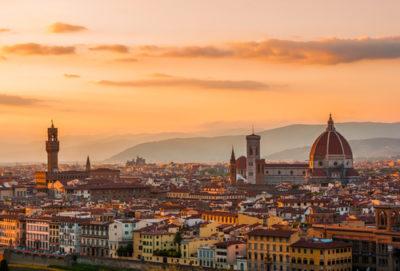 Imágenes De Atardeceres Románticos cielo ciudad