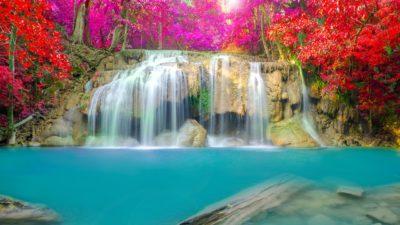 Imágenes De Cascadas En Movimiento Gratis colores