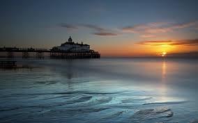 fotos de puestas de sol en el mar descargar