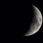 Hermosas Imágenes De La Luna Menguante Para Descargar