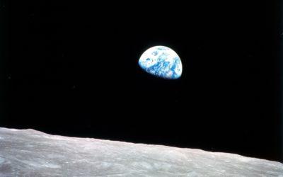 Imágenes De La Tierra Desde La Luna brillo