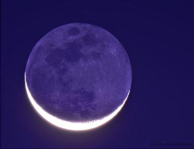 Imágenes De Las Fases De La Luna nueva