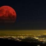 Imágenes De Luna Roja Para Fondo De Pantalla Gratis