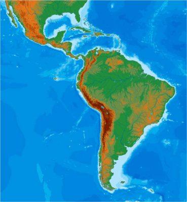 Imágenes De Mapas Del Mundo america