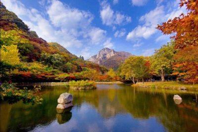 Imágenes De Paisajes Gratis lago