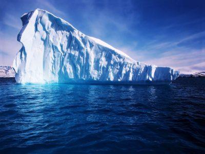 Imágenes De Paisajes Impresionantes iceberg